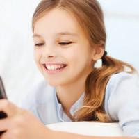 O perigo dos tablets para os olhos das crianças