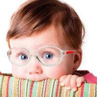 Os problemas de visão na infância